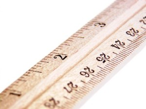 Measuring stick