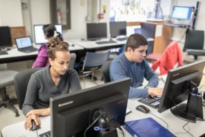 Merritt College Cybersecurity Students In Action